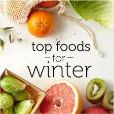 5 Super foods for winter