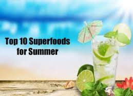 10 Superfoods for Summer