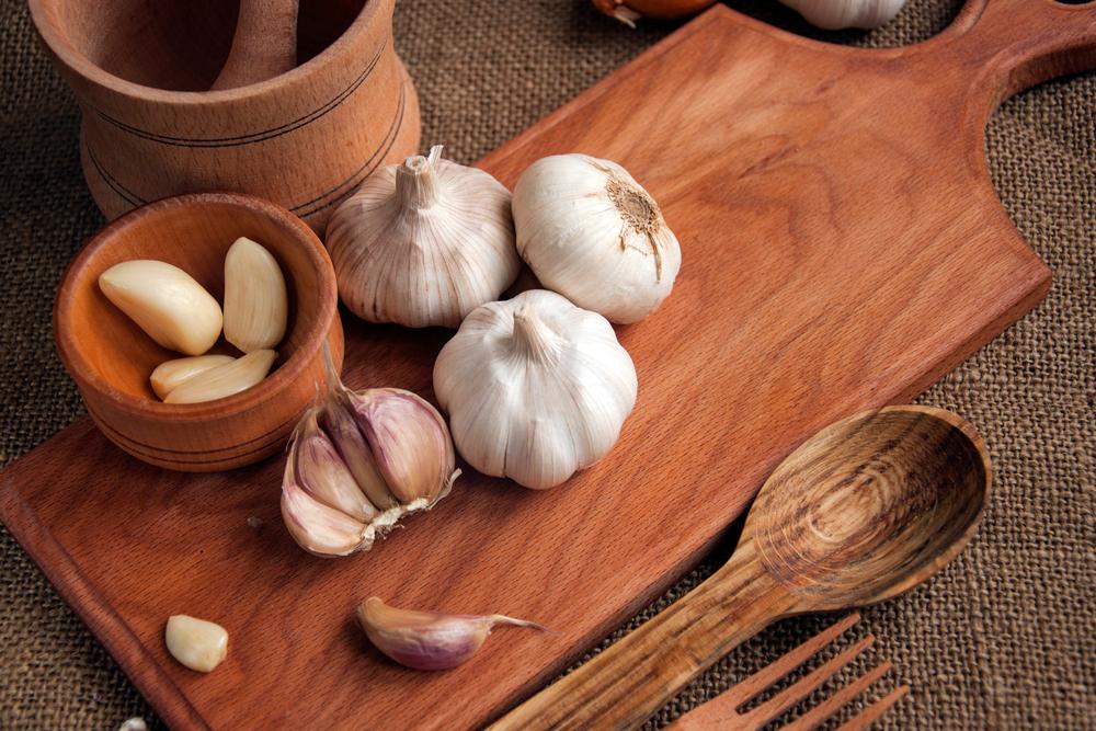 Monsoon Food Guide - Garlic