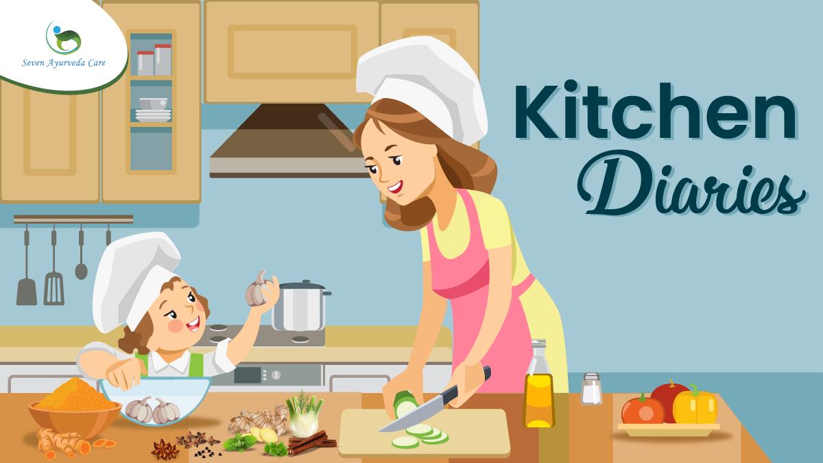 Kitchen Dairies